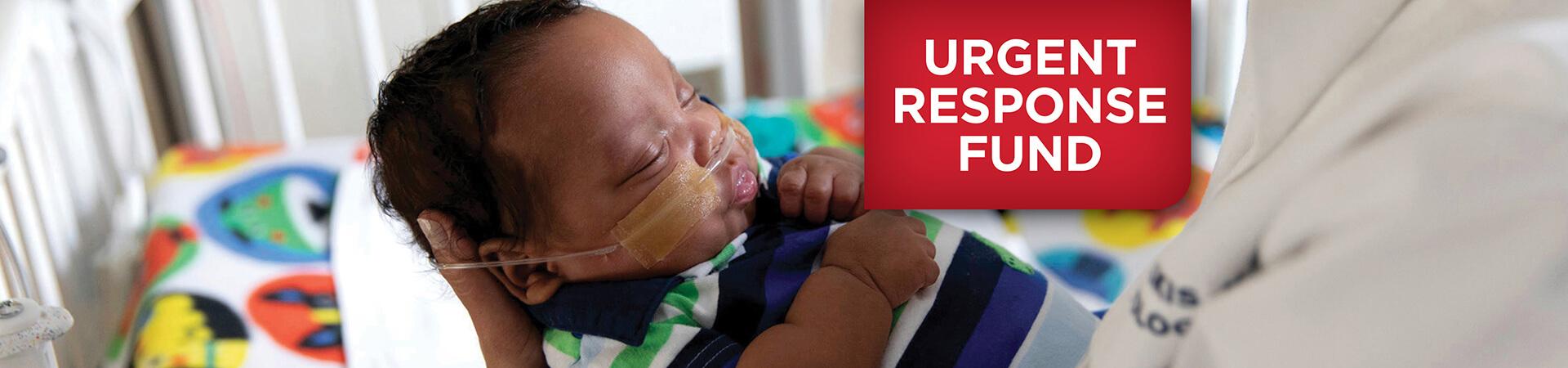 Cardinal Glennon NICU patient - Urgent Response Fund