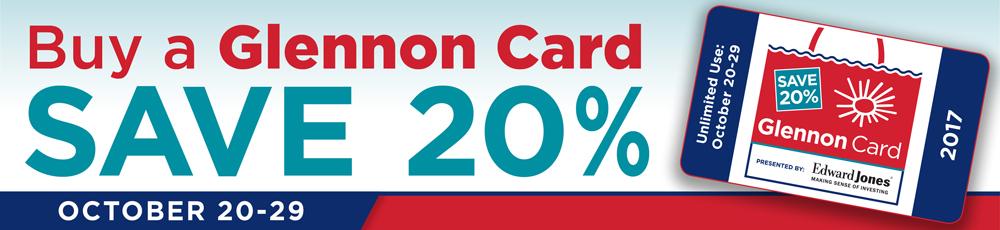 Buy a Glennon Card Save 20% Support Cardinal Glennon Kids