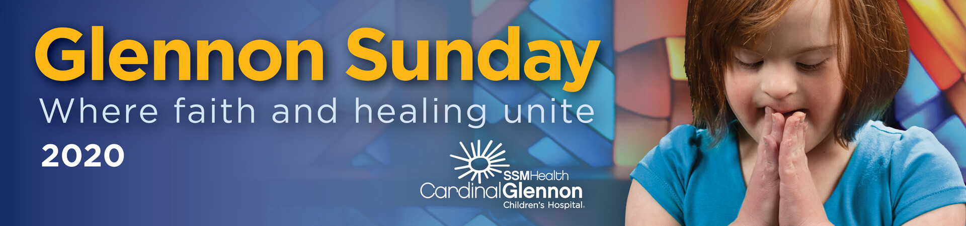 Glennon Sunday - Where Faith and Healing Unite, Cardinal Glennon patient Lily