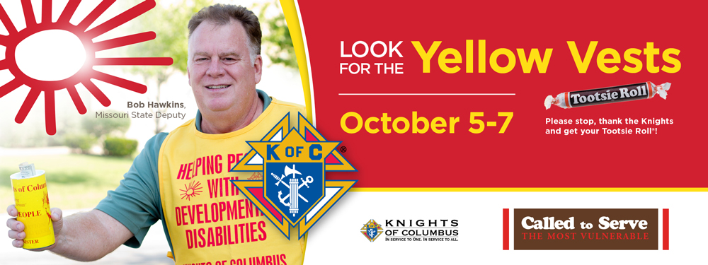 Knights of Columbus Drive for Persons with Developmental Disabilities
